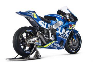 Suzuki MotoGP 2018 gsxrr