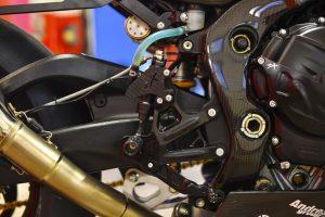 Pedane GP EVO Extreme Components