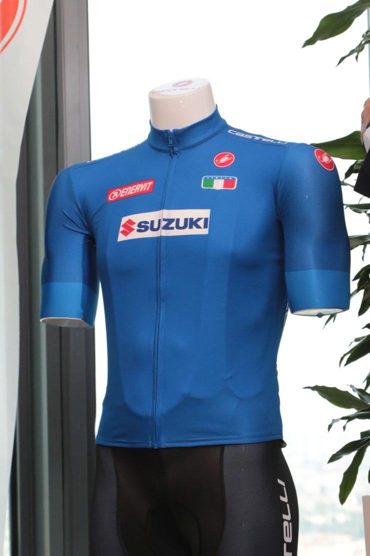 Maglia Suzuki Federazione Ciclistica Italiana