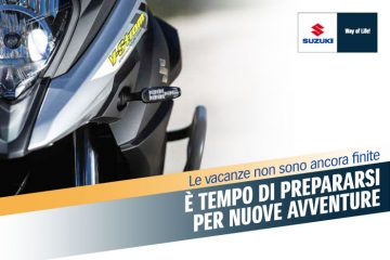 promo ricambi e controlli Suzuki