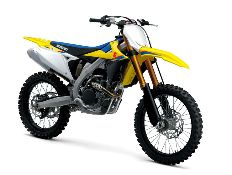 Suzuki rm-z250-2019