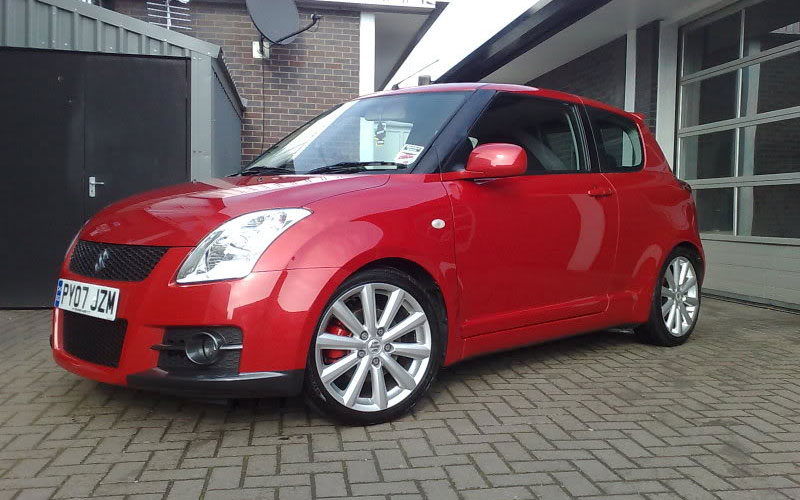 Suzuki Swift Sport 2007