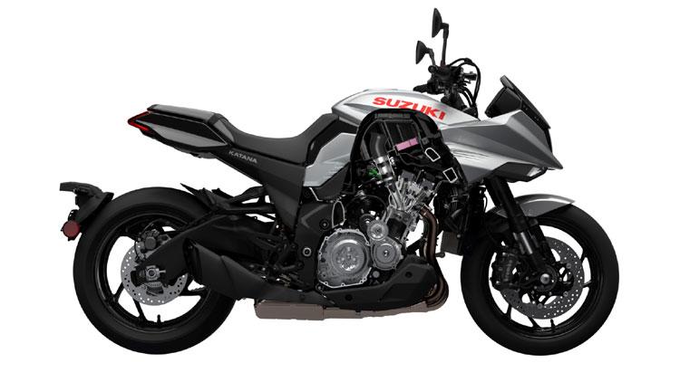 Motore Suzuki KATANA 2018