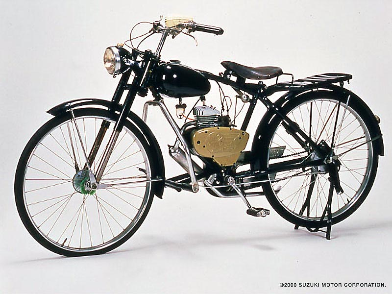 Suzuki Diamond Free 1953