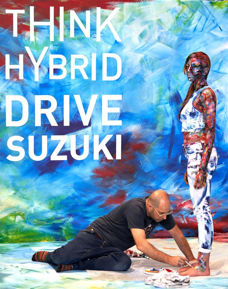 Suzuki Hybrid Art GAM