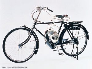 Suzuki Power Free E1 - 1952