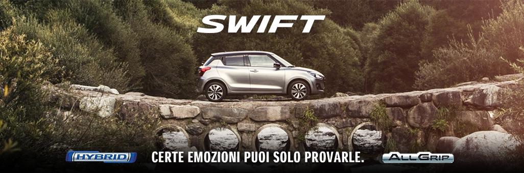 promozioni suzuki swift