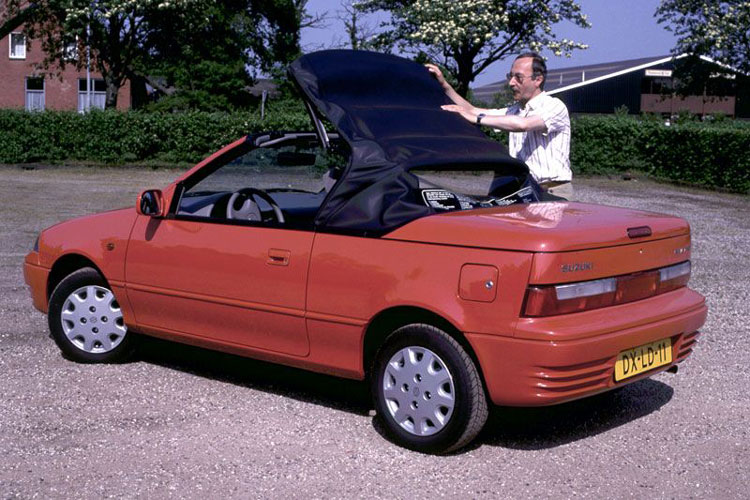 suzuki swift cabrio 1992