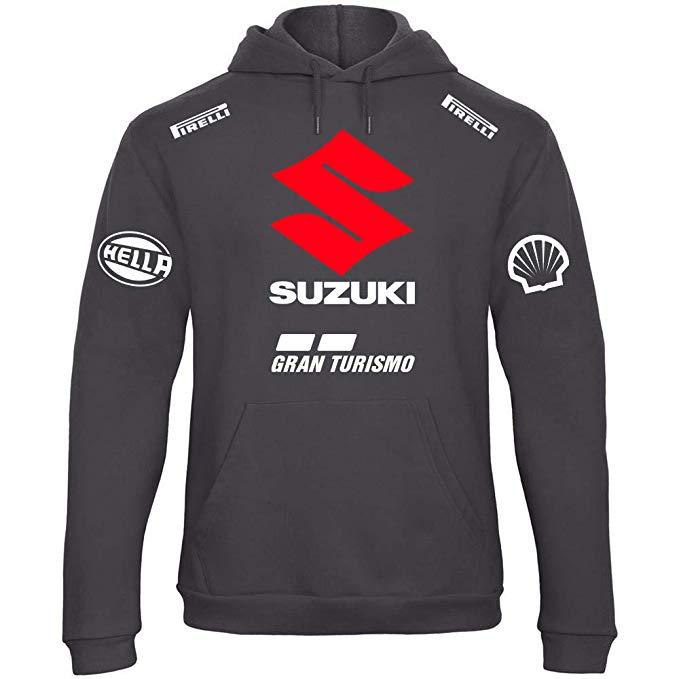 Felpa Suzuki Gran Turismo