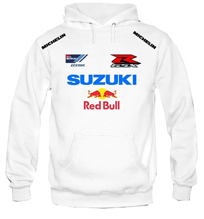 Felpa Suzuki Red Bull Racing