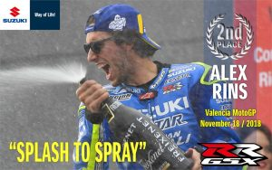 alex rins valencia 2nd