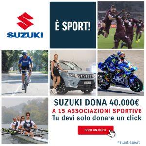 Suzuki è Sport 2018