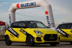 suzuki swift sport rally italia talent