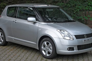 Suzuki Swift 2004-2010