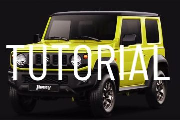Tutorial Jimny