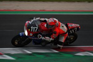 suzuki 117 racing team