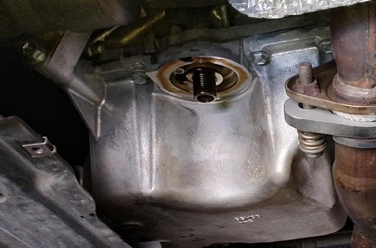 filtro olio motore swift