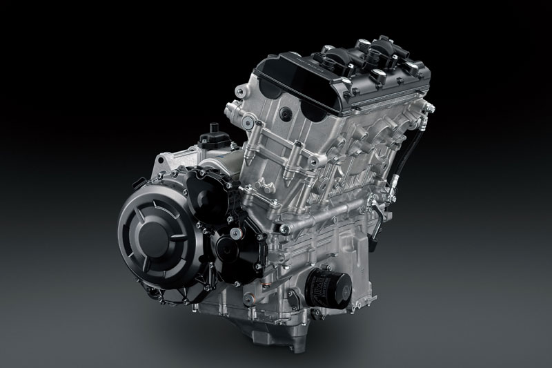 motore hayabusa
