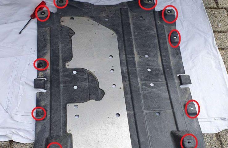 cambio olio motore step-2