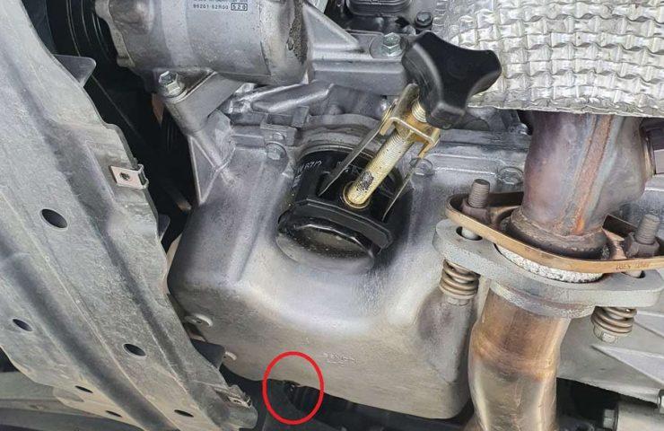 cambio olio motore step-3